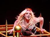 Britney Spears 3ème date pour Paris Bercy
