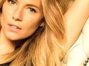 Sienna Miller égérie premier parfum féminin d'Hugo Boss