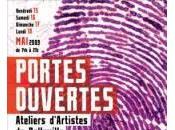 Ateliers d'Artistes Belleville ouvrent leurs portes week-end