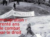 Hommage André Legouy, militant cause étrangers