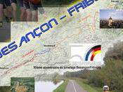 raid entre Besançon Freiburg