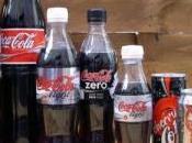 Coca-Cola lance bouteille partiellement végétale