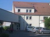 Réunion d'hier foyer d'Oberkirch pour adultes handicapés.