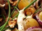 lundi patates, mardi patates… vendredi aussi Petites patates poissons fumés, drôles rencontres…
