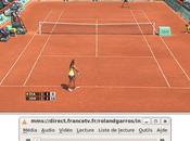 Roland Garros live...