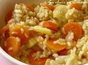 épicé légumes (ras-el-hanout, carotte citron confit)