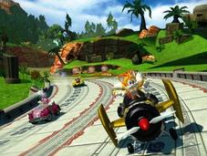 Sonic Sega Stars Racing