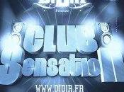 Club Sensation mixé Didir