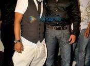 Salman, Saif Celina Grace Hakim Aalim'S Hair Tattoo Lounge Opening