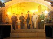 Corée Nord Pyongyang Métro