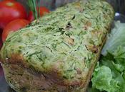 Cake épinards, lardons gruyère