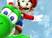 Mario Yoshi sont dans Galaxy