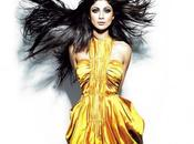 Shilpa Shetty couverture Grazia