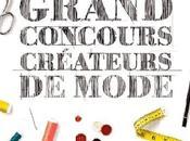 Concours créateurs mode