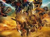 Transformers revanche: Nouvelle affiche!