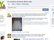 Quand eBay.fr utiliser medias sociaux pour communiquer offres