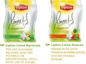 Lipton Linéa light pour produit calorie habituellement