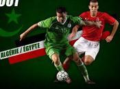 Coupe monde 2010: Algérie-Egypte match choc!