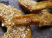 Tebasaki (手羽先) ailes poulets frites Japonaise