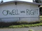 George Orwell 1984 fêtent leur anniversaire