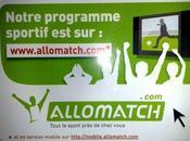 Petit conseil mobile pour Allomatch.com