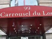 Pouvoir shopper dimanche {vive Carroussel Louvres
