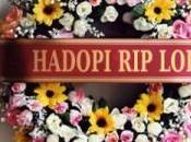 HADOPI riposte graduée morte enterrée