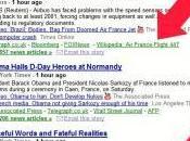 Google News ajoute résultats Wikipédia articles