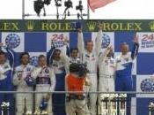Doublé Peugeot Mans