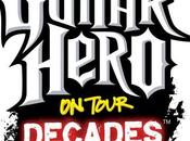 Guitar Hero Tour DECADES Test