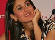 Kareena Kapoor s'en pleine conférence presse