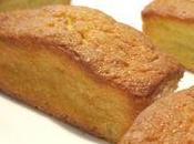 Mini cake amandes, orange, gingembre confit...