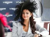 Aishwarya Royal Ascot Race Event pour Longines