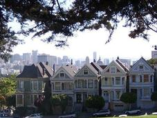 Painted Ladies, maisons victoriennes san-franciscaines
