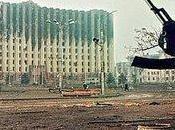 L'immédiat après-guerre Grozny depuis Tchétchénie)
