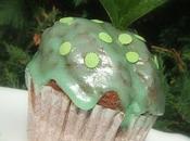 Cupcakes chocolat-menthe