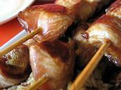 Trempette volaille trois sauces