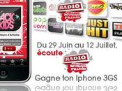 Gagnez iPhone avec Goom Radio