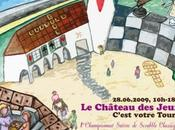Festival Château Jeux c'est votre tour