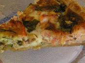 tarte courgettes saumon oseille mascarpone