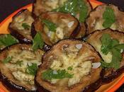 Aubergines grillées chermoula