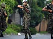 HONDURAS président bolivarien Manuel Zelaya vient d'être séquestré l'armée videos phot