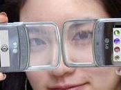 lance premier mobile clavier transparent
