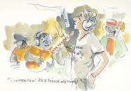 Serge Gainsbourg, héroïque Sfar commande