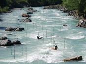 Canoë Kayak plan d'eau aménagé Durance l'Argentière