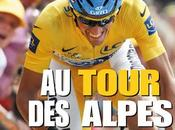 Tour France 2009 magazine ALPEO sort dossier exclusif caravane