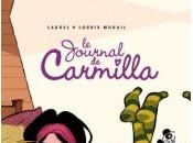 journal Carmilla, Lorris Murail Laurel