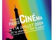 Palmarès Festival Paris Cinéma 2009
