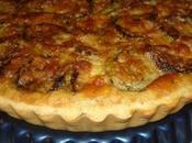 Tarte courgettes