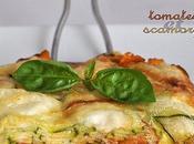 """parmigiana"" courgettes scamorza basilic"